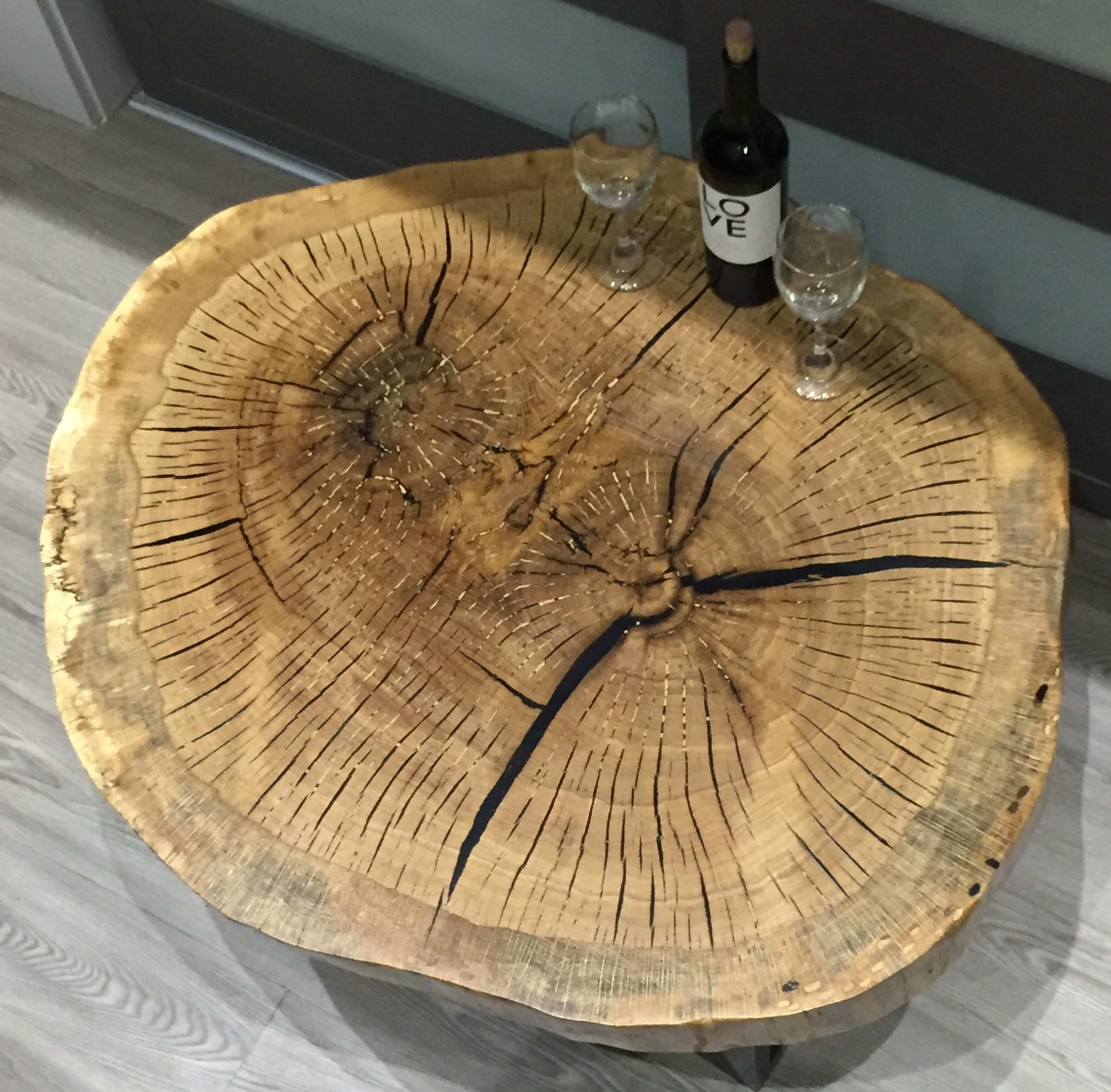 Garry Oak Coffee Table