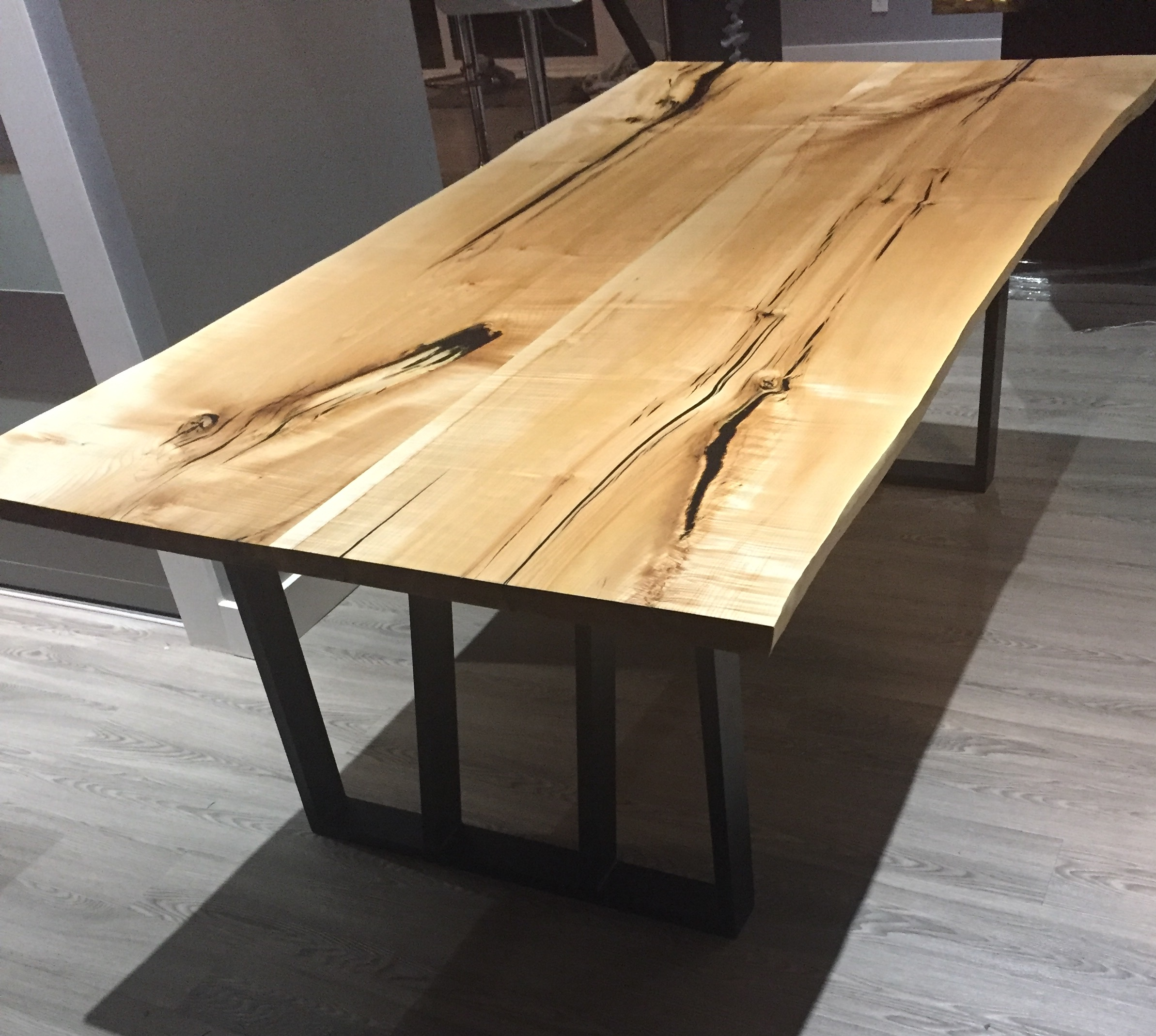 "Maple ""Willow's Way"" Dining Table"