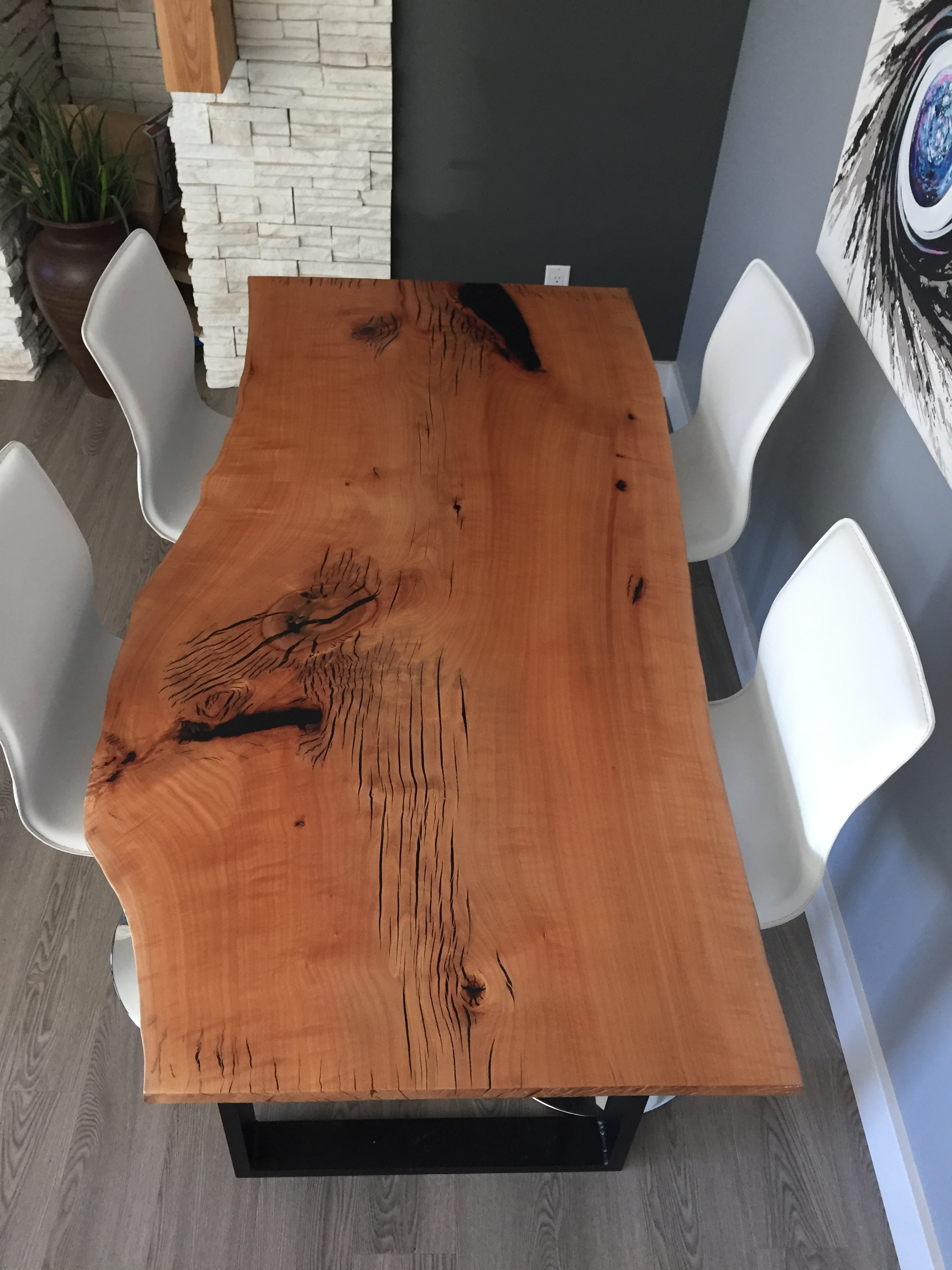 "Arbutus ""Menzies"" Dining or Office Table"