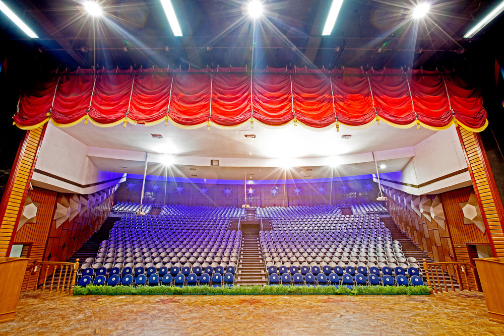 MM CONVENTION HALL