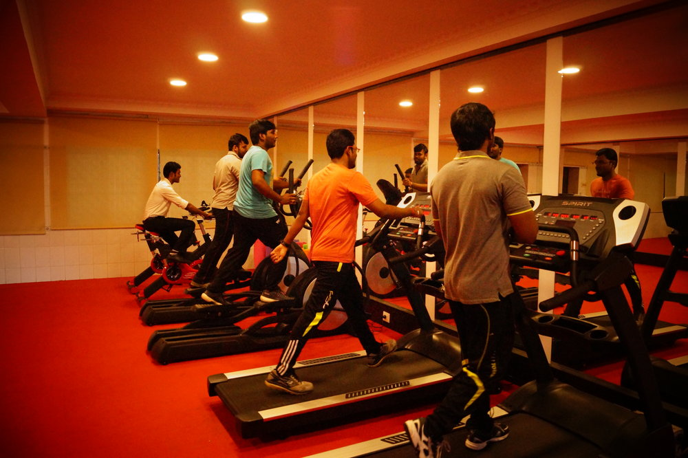 SPORTS AND GYM