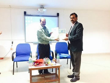 MOU with GLEAPS (Global Leadership and Entrepreneurship Advancement Programmes)