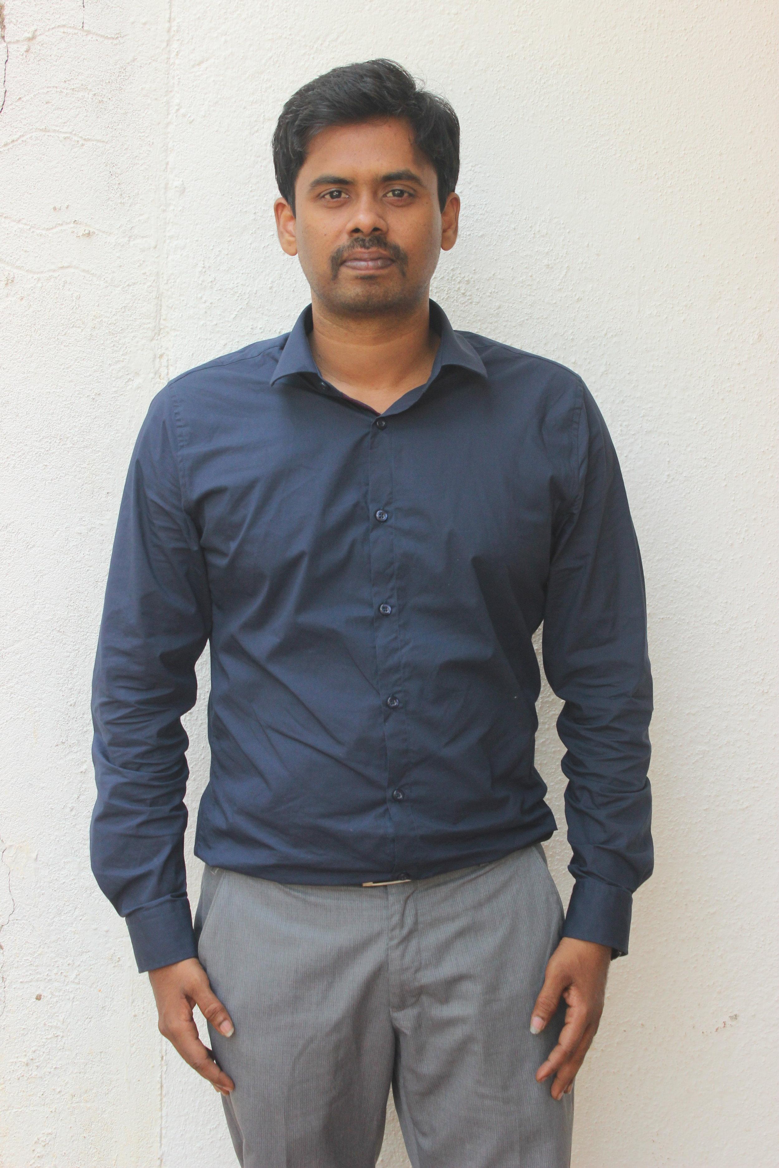 Dr. P. Praveen Kumar, M.Com., MBA., PhD.