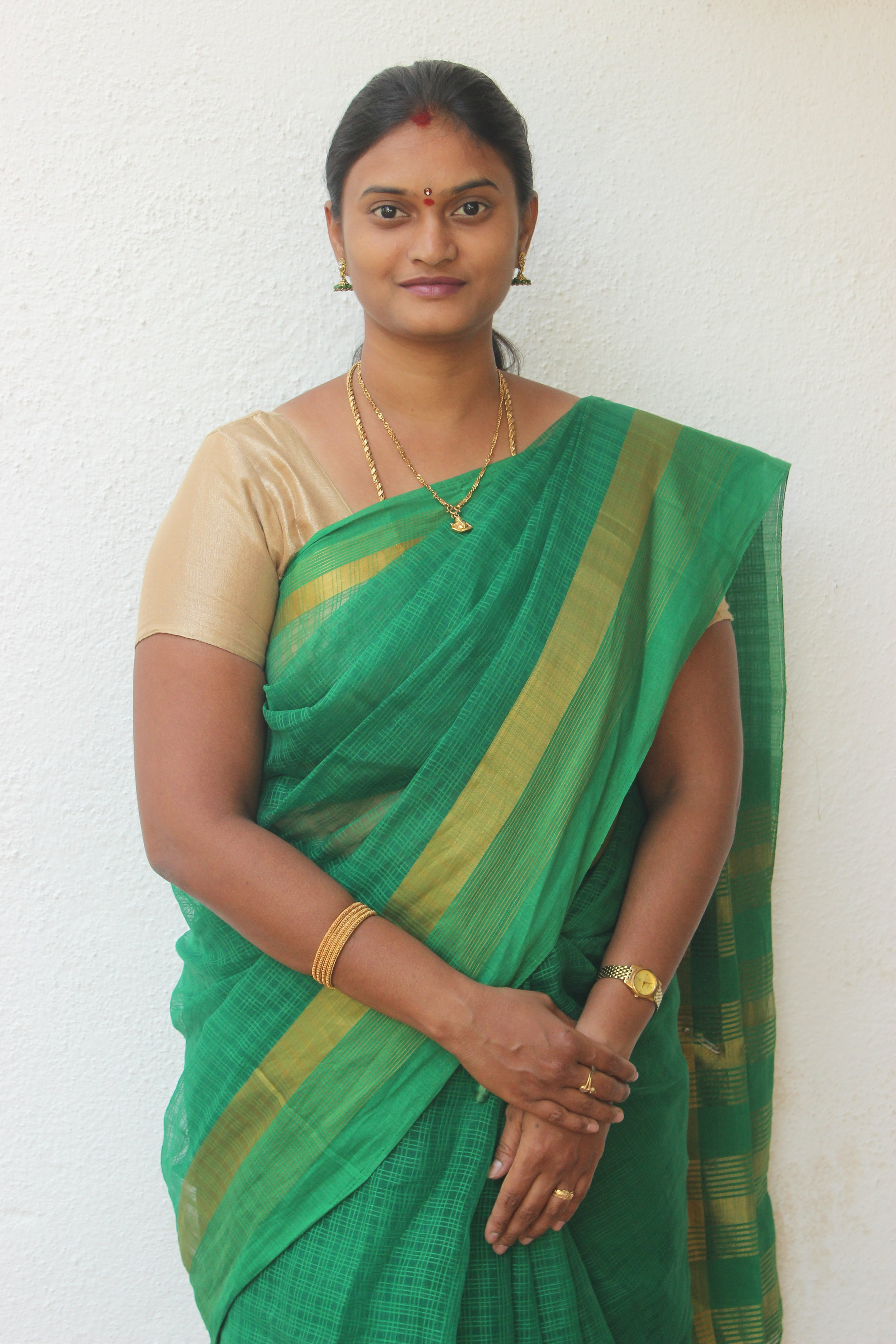 Mrs. B. Neeraja MBA., (PhD)