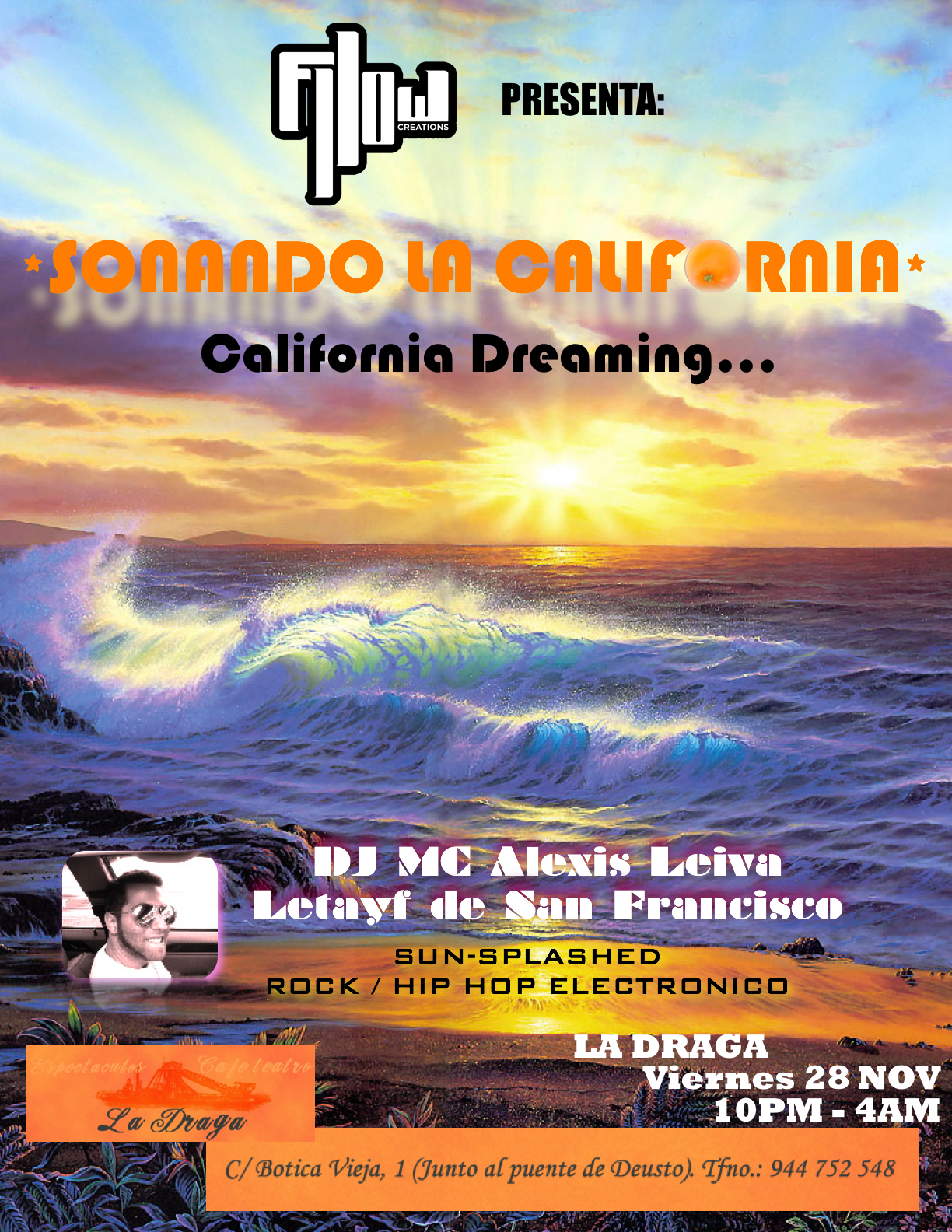 California Dreamin - Sonando la California.jpg