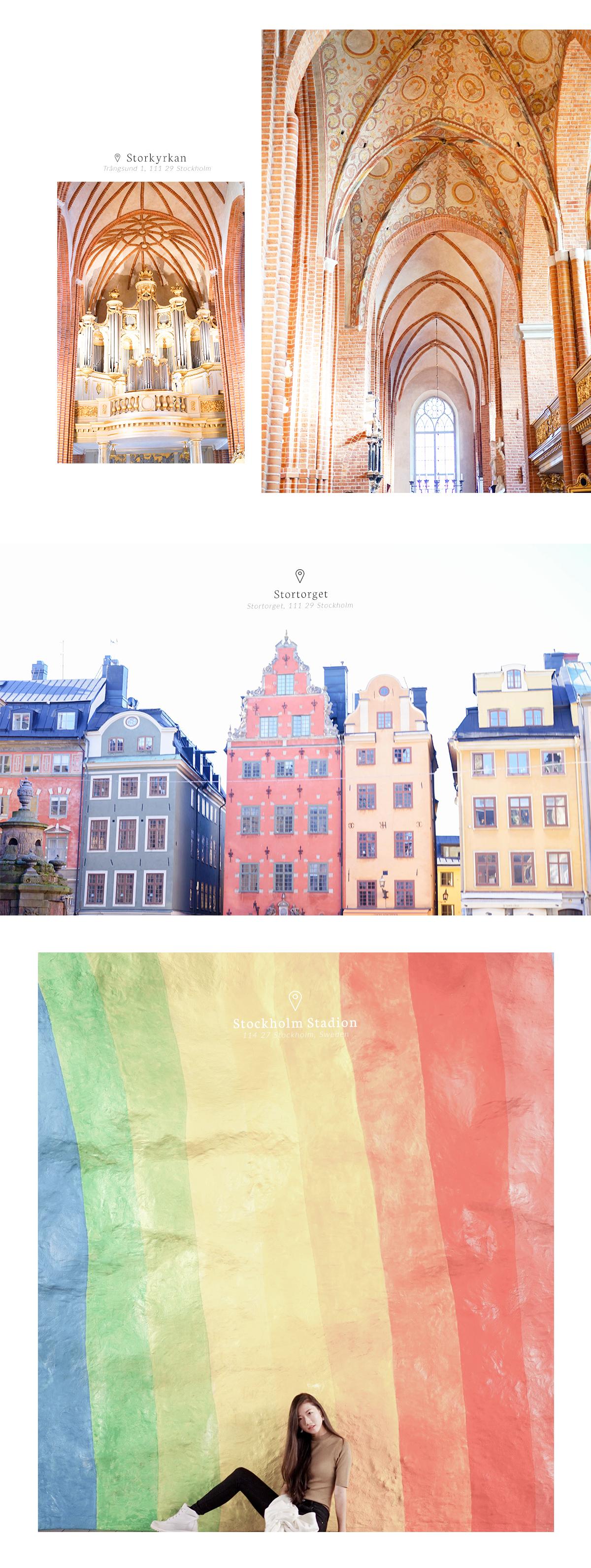 What to do in STOCKHOLM/SWEDEN? Café Saturnus |Storkyrkan |Stortorget |Stockholm Stadion