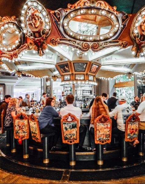 Carousel Bar -Hotel Monteleone