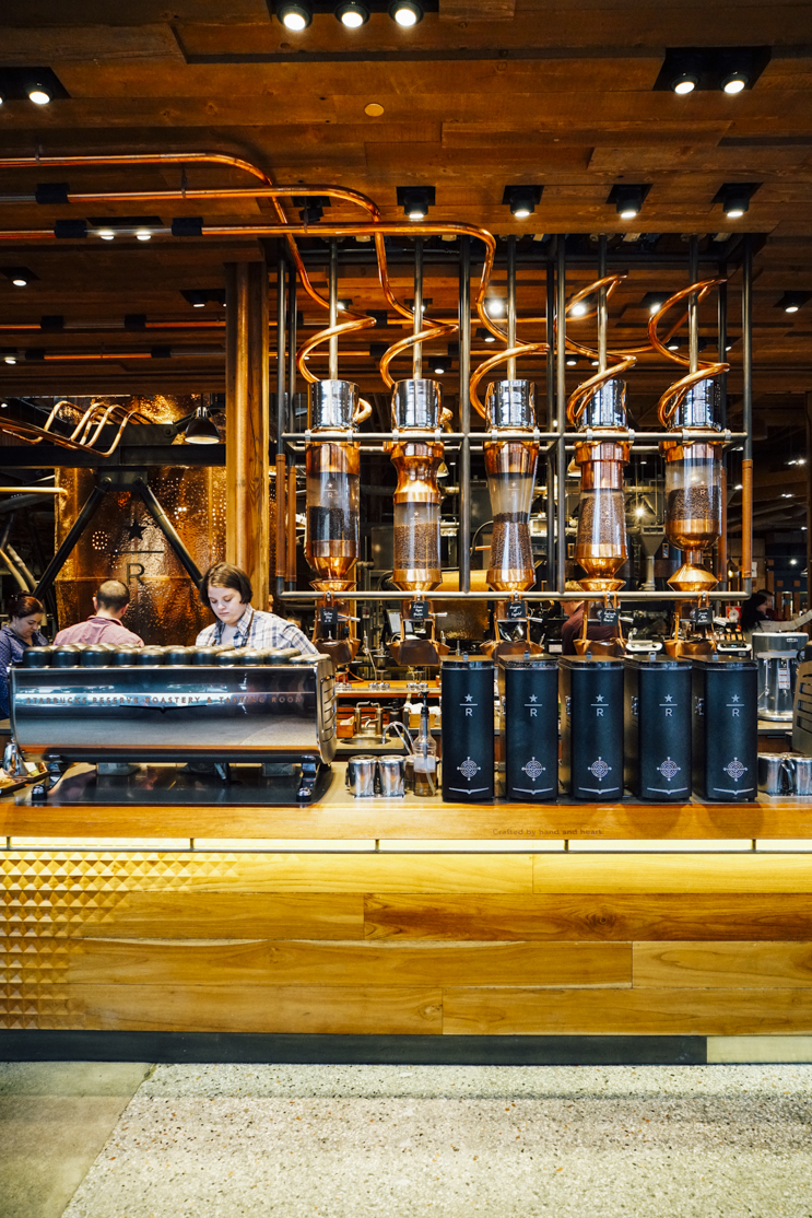Starbucks Reserve & Tasting Room