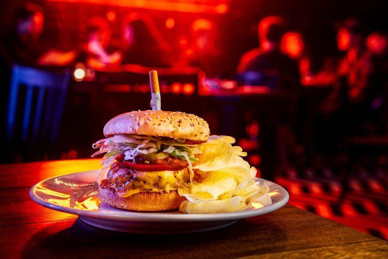 Betty Briggs Meatloaf Burger