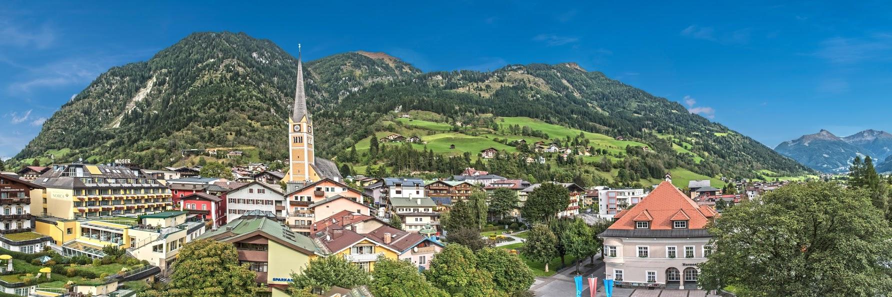 Alpenidylle im Salzburger Land