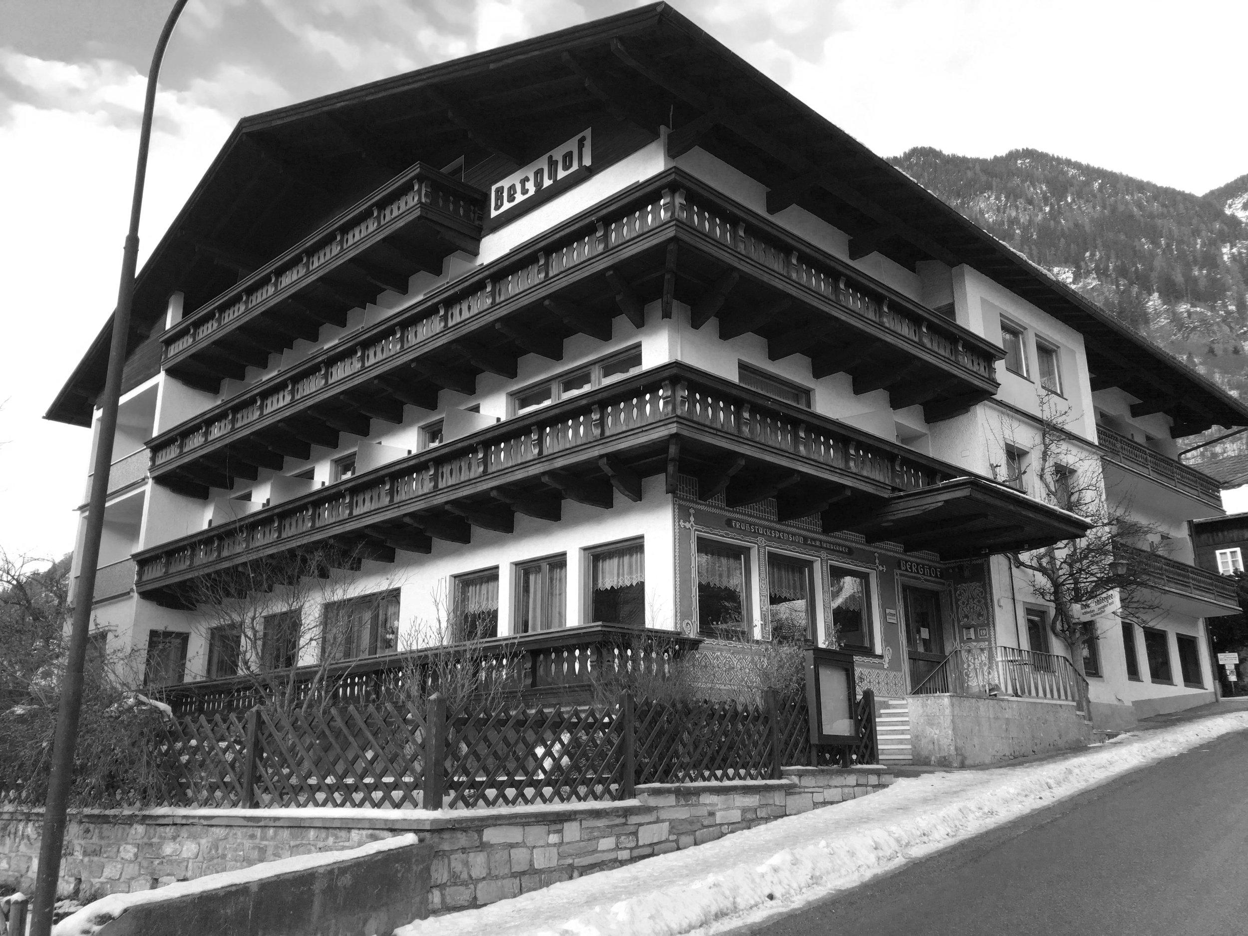 Der Berghof - bis 2016