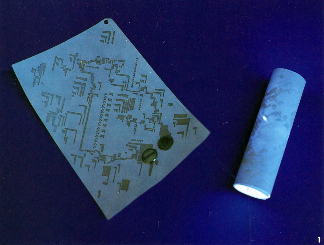 2003, Portable LED Lighting Design, Tokyo/Frankfurt