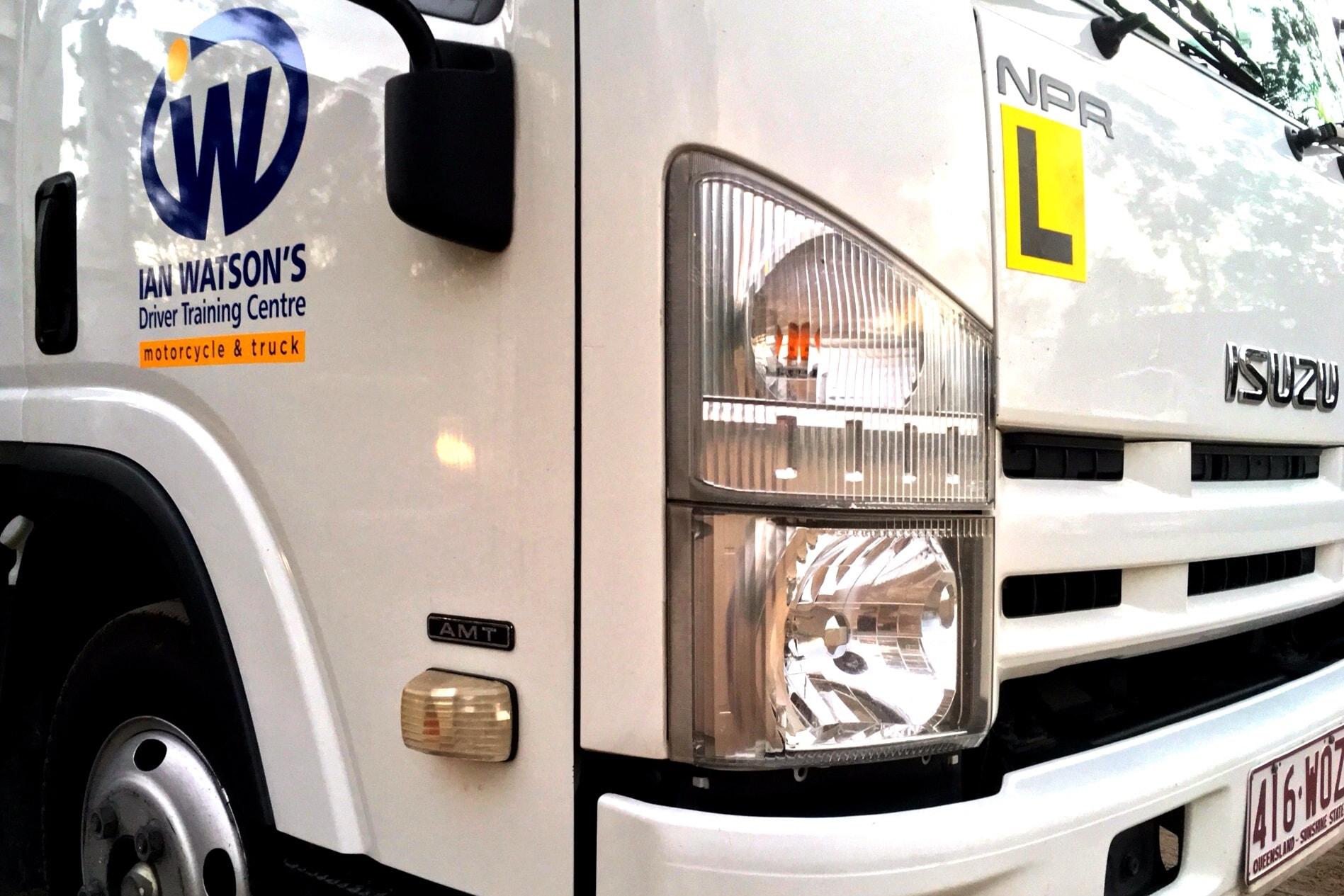 Book a Truck Driving Test - Light Rigid