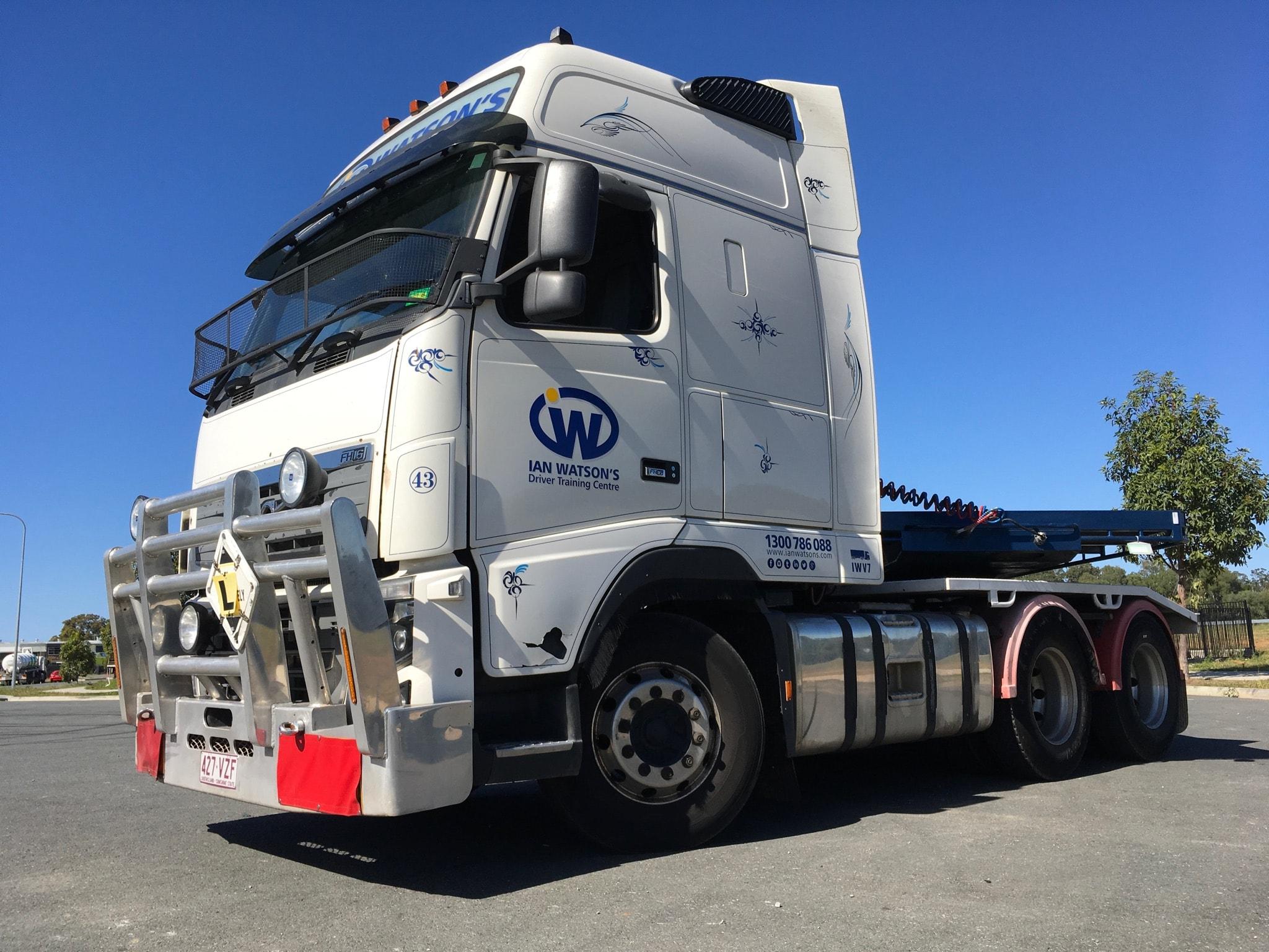 Ian Watson's - An Affordable Truck Driving School