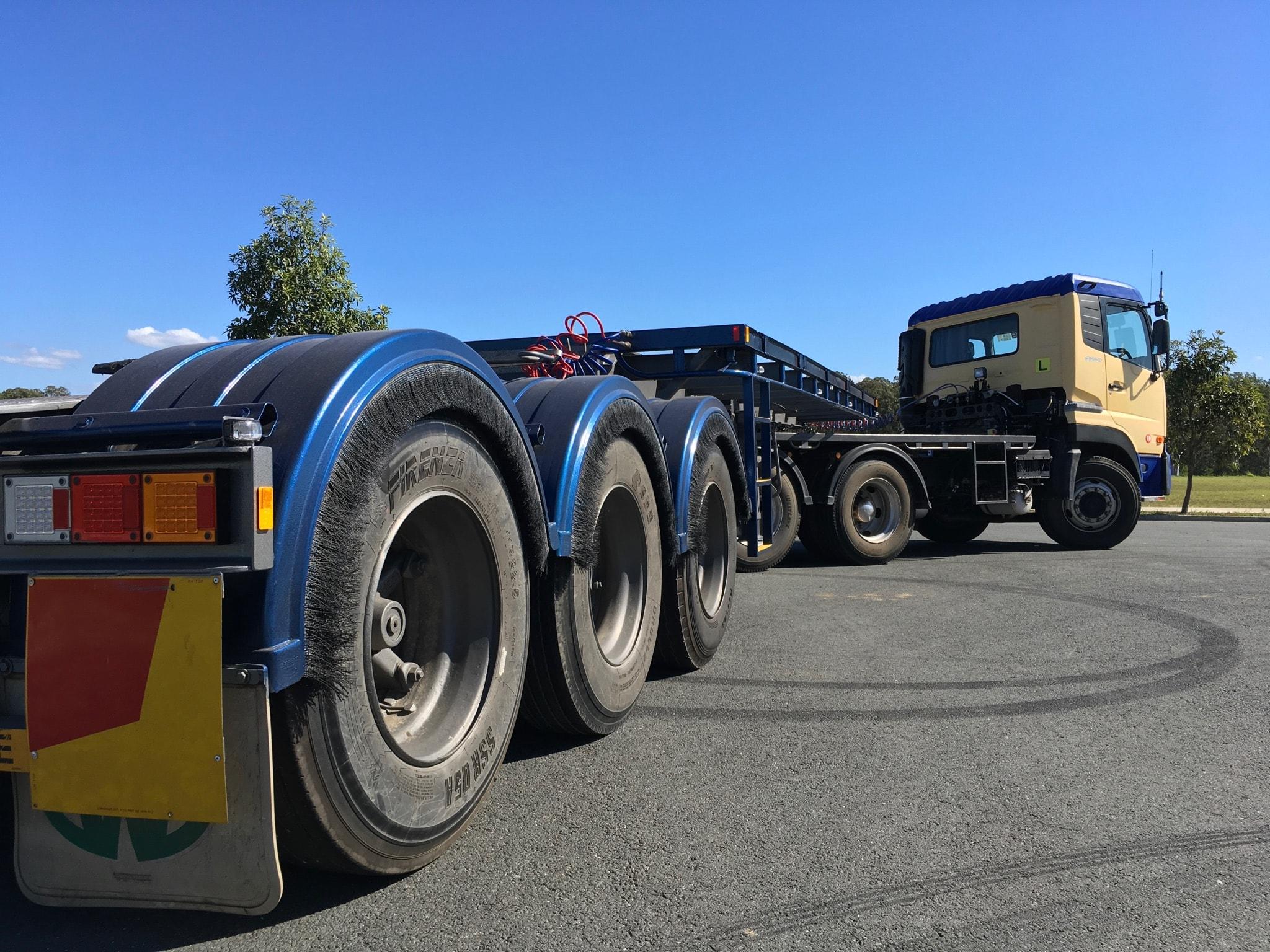 Truck Driving School Brisbane - Ian Watson's