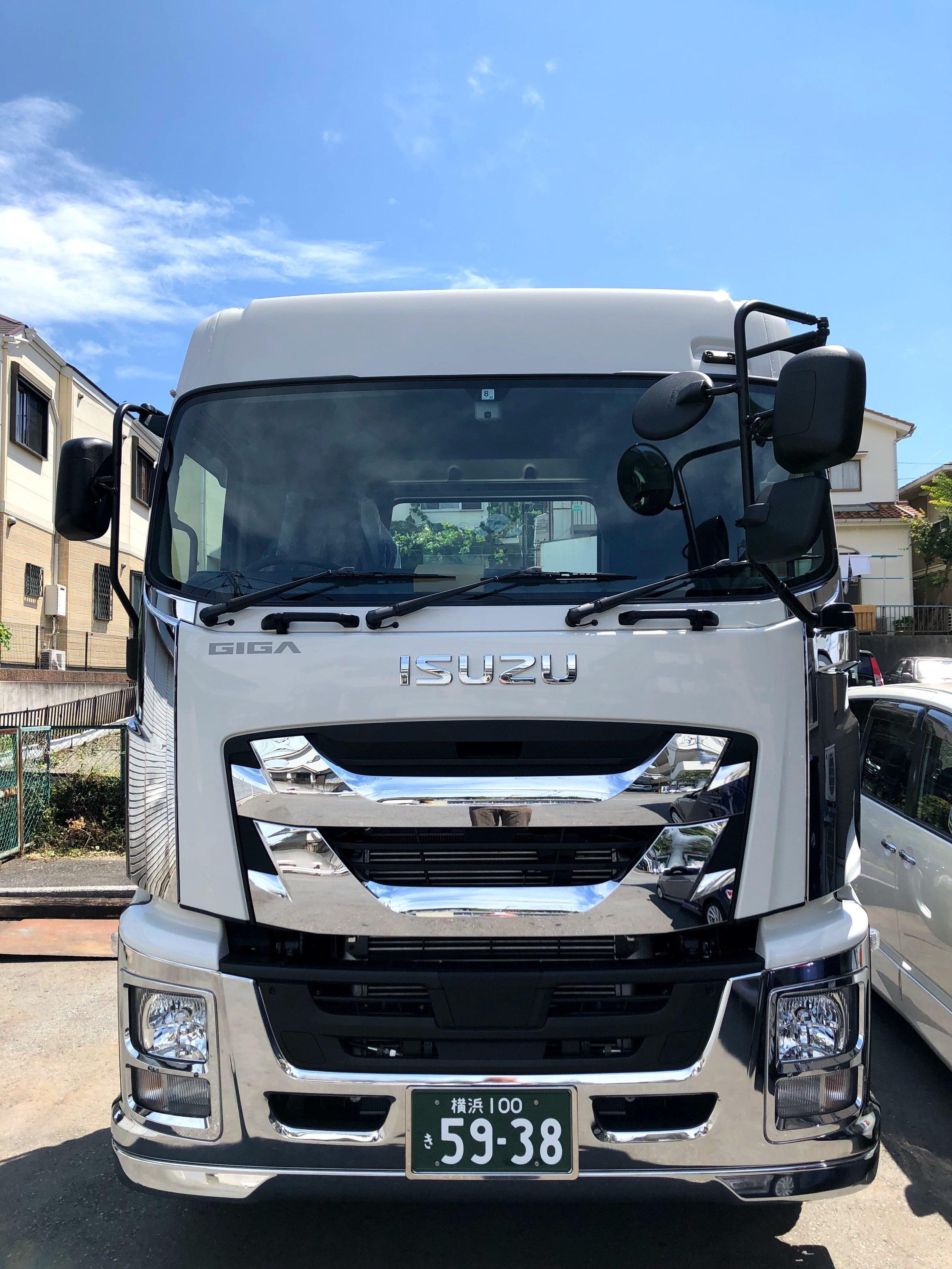 truck school IAN WATSONS