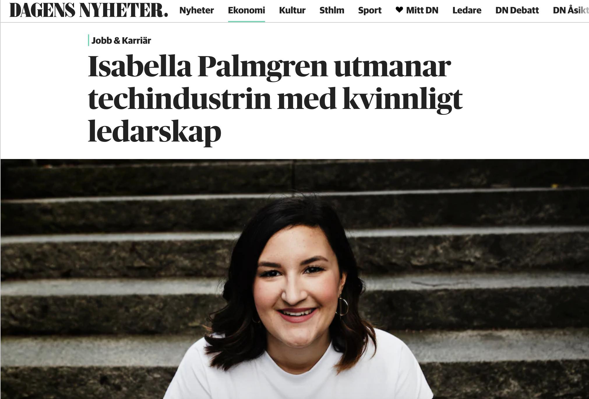 Dagens nyheter, October 2018