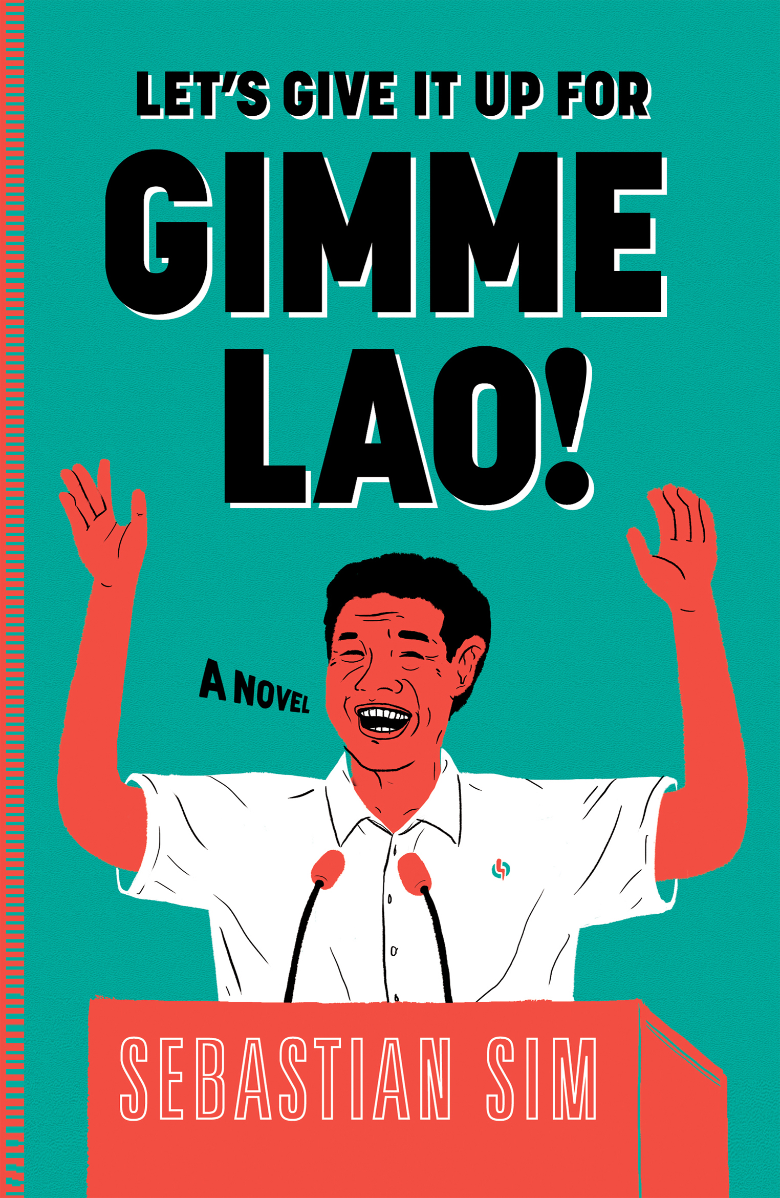 - LET'S GIVE IT UP FOR GIMME LAO!Sebastian SimBorn on the night of the Singapore's independence, Gimme Lao is cheated of the honour of being Singapore's firstborn son by a vindictive nurse. It's the first of three things he never knows about himself: the other two being the circumstances surrounding his parents' marriage; and how he has a profound impact on other people. Using 50 years of social, economic and political issues as its backdrop, this humorous novel sees how Gimme exposes – sometimes inadvertently – the country's dirty linen and tender humanity.£10Comedy, satire978-1-91-209867-5November 2017GET THE BOOK HERE