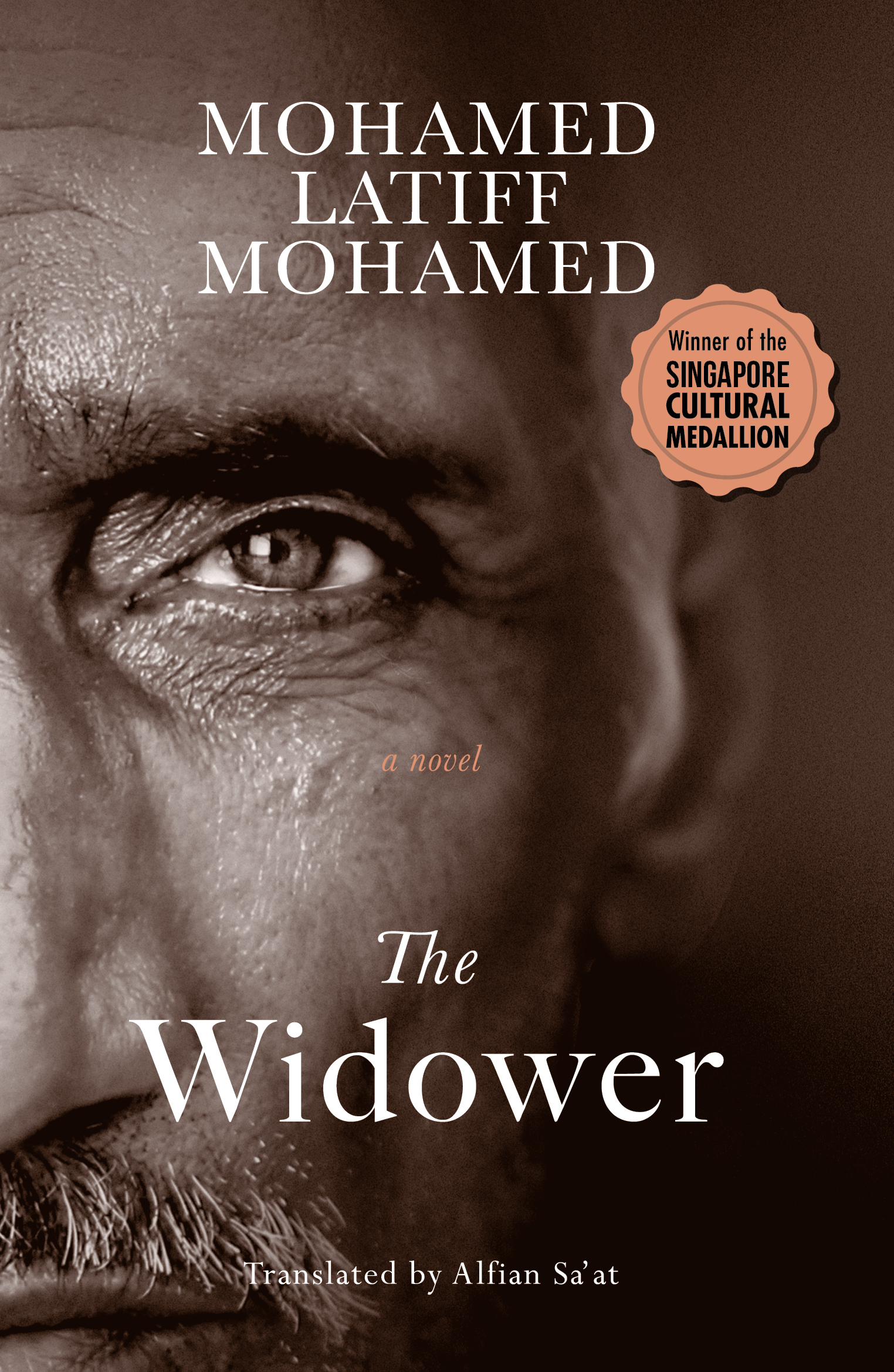 - THE WIDOWERMohamed Latiff Mohamedtranslated by Alfian Sa'atFormer political detainee and professor Pak Karman loses his wife in a car accident. The intensity of his mourning causes him to become untethered from his sanity. As reality, memory and fantasy become more and more blurred, he must come to terms with his past actions before his grief overwhelms him completely. Mohamed Latiff Mohamed's novel, hailed as a landmark in modernist Malay fiction, is an unsettling tale of psychic disintegration and obsessive love.£10General fiction978-1-91-209863-7January 2018GET THE BOOK HERE