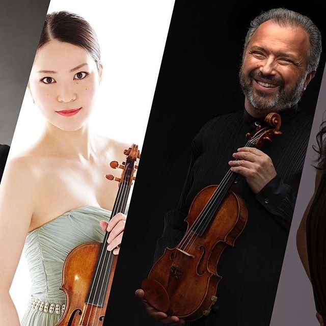 #repost @greensborosymphony ・・・ Sept 19 & 21! @tangeroutlets Masterworks: Violin Virtuosos with @dsitkovetsky @kamiomayuko @marjoriebagley @risahokamura_violin 🎻 🎼🎟 Get your tickets @ticketmaster 🎫 #violin #sitkovetsky #classicalmusic #symphonyorchestra #violinstagram #greensboronc #gso #livemusic