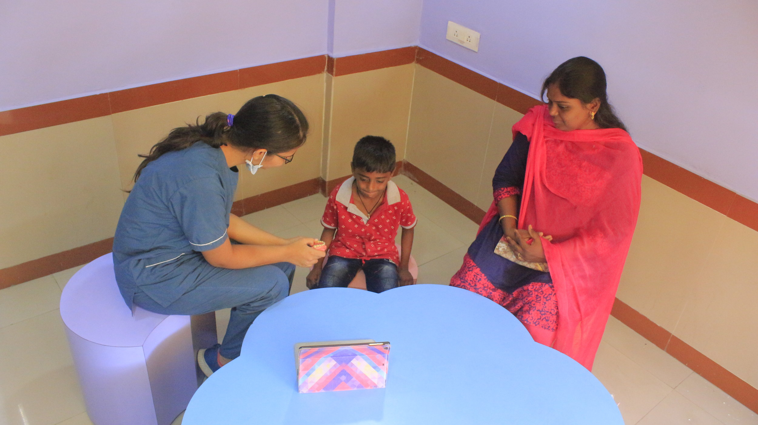 Counselling room -