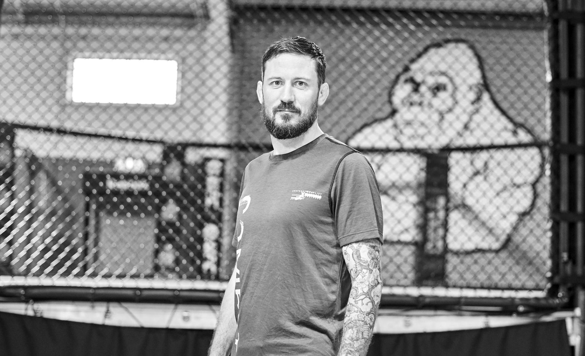 JOHN KAVANAGH  MMA Artist, Coach to Conor Mc Gregor & Owner SBG Gym   Instagram  |  Twitter  |  Facebook
