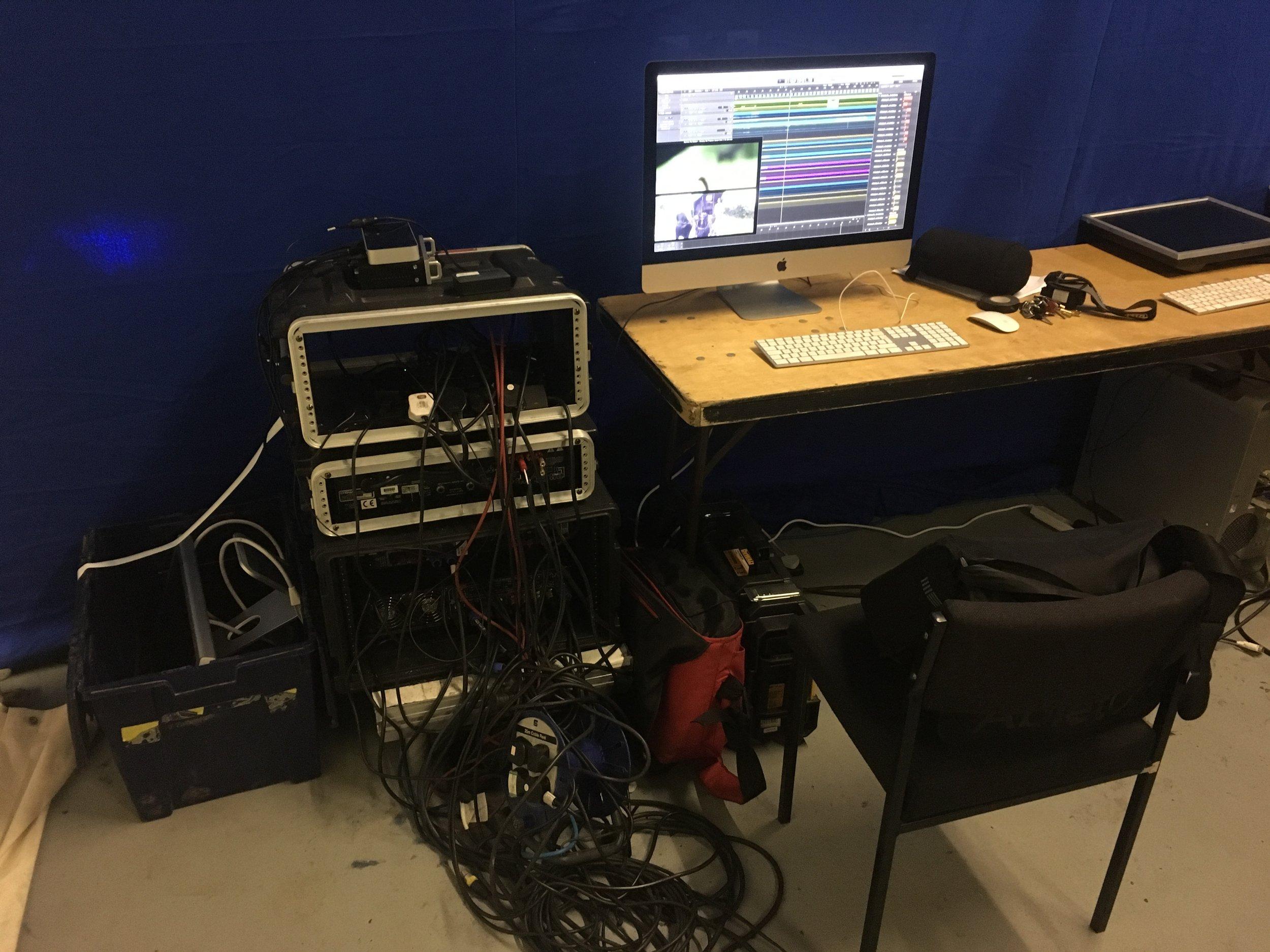 Surround sound HQ