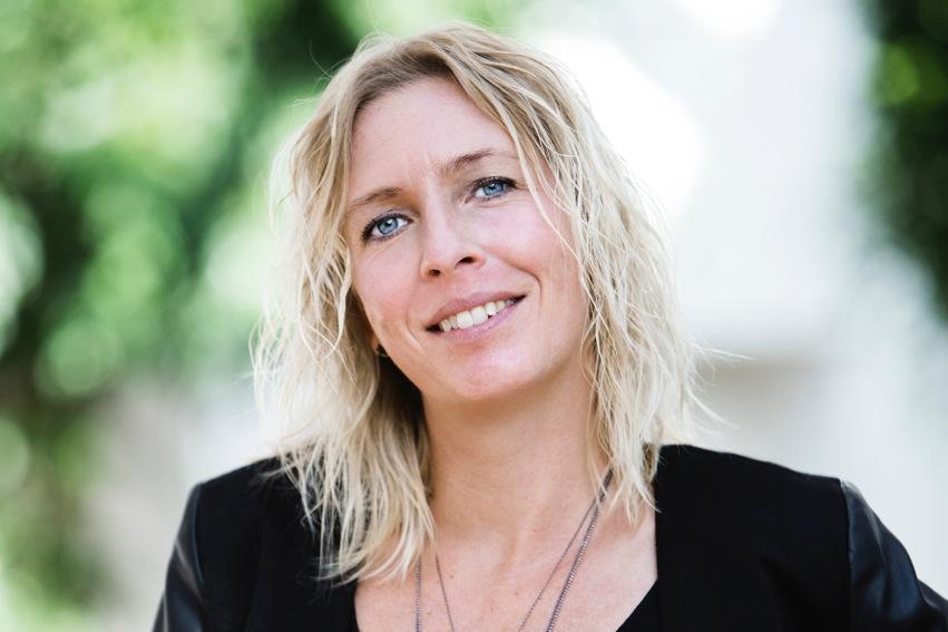 """Katja Stolshøj: Kvinden bag Nordea Liv og Pensions succesfulde forløb """"Bevar forbindelsen"""""""