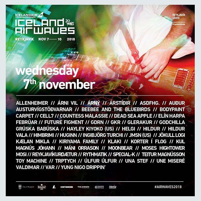 Next episode ⚔️ @icelandairwaves #VARwaves #icelandairwaves