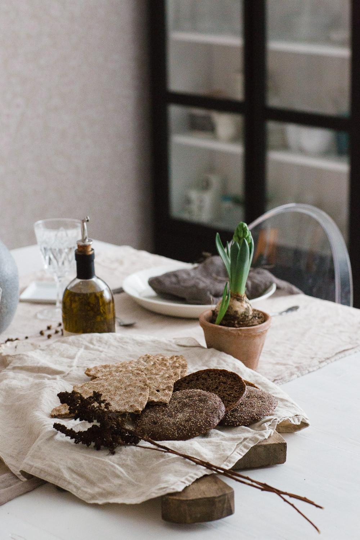 Dining room via Nellaino