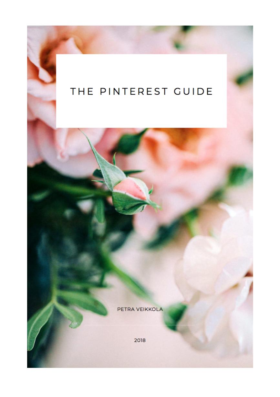 Pinterest Guide by Nellaino www.nellaino.com