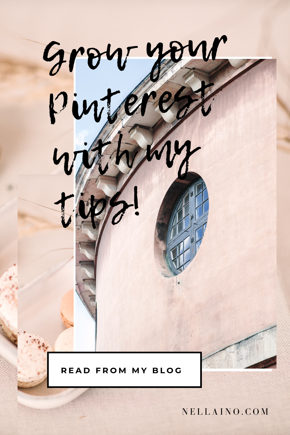 Grow your Pinterest traffic and create Pinterest marketing plan with Nellaino. Check out the blog post and create your Pinterest plan now. www.nellaino.com #pinterestplan #pinterestmarketing