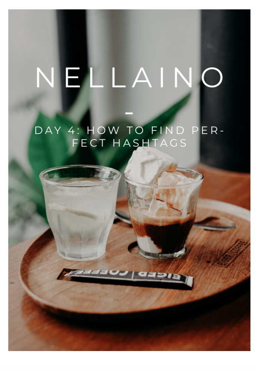 Nellaino's free Pinterest email course. Learn how to get clients from Pinterest. www.nellaino.com