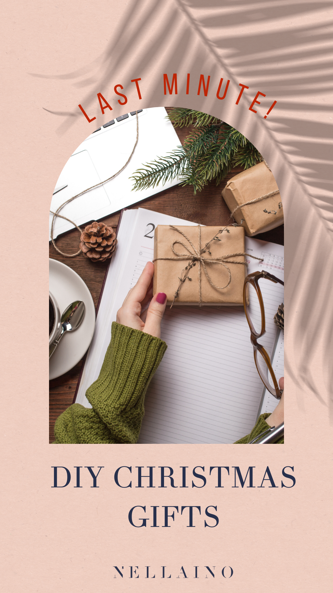 Diy Christmas Gift Ideas Last Minute Inspiration Nellaino