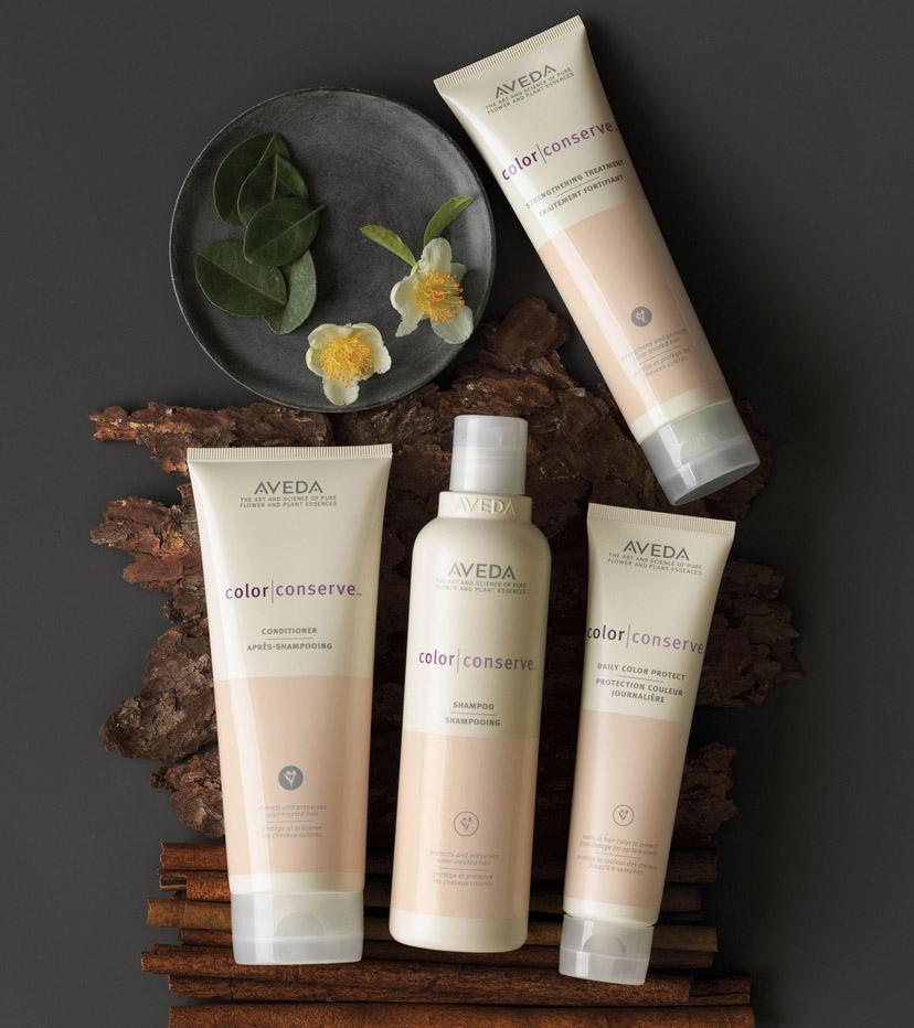 COLOR CONSERVE >>   I prodotti per capelli che proteggono il colore