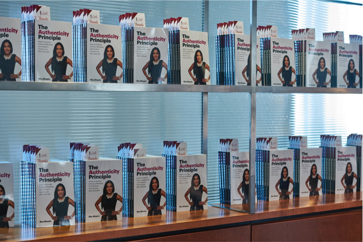 Bulk Book Purchases - The Authenticity Principle is available for bulk purchase at discounted rates. Visit 800-CEO-READ for more information and to place a bulk order. Or please contact me using the Contact Form.