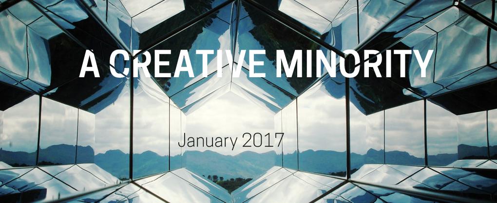 A Creative Minority