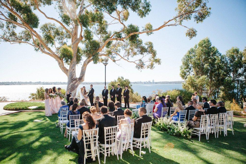 BWG Wedding Ceremony