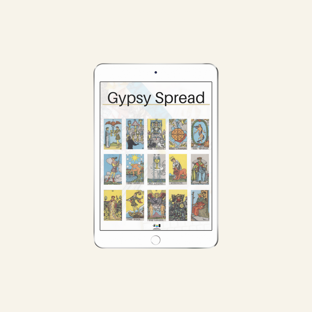Learn how to read Tarot cards like a pro in this online course. - Spreads.png