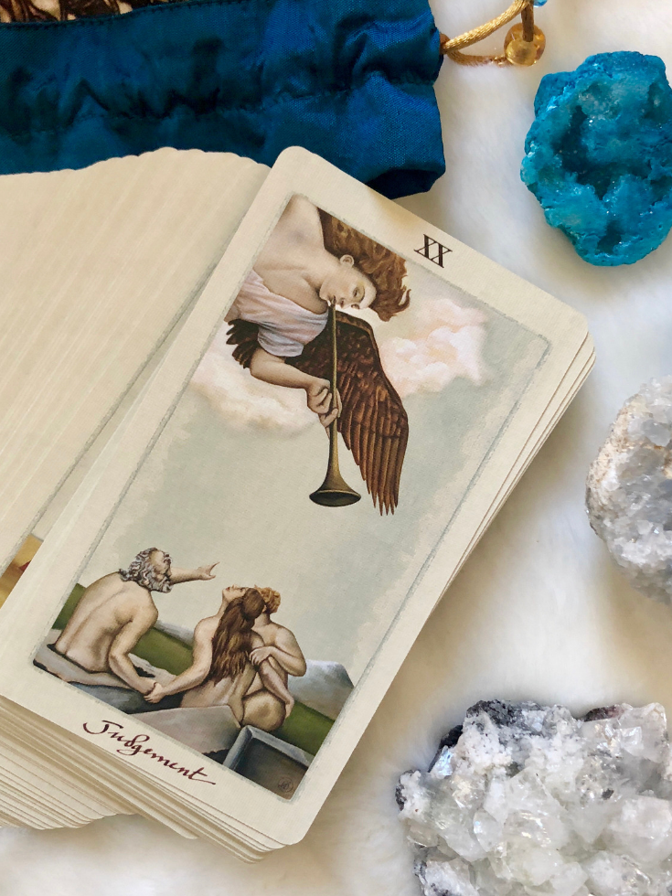 What are the signs you're no longer a Tarot beginner? Ready to go beyond meanings? How do you improve and develop your Tarot reading skills? When is it time to start learning how to read Tarot decks like a pro?