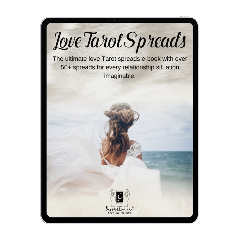 Love Tarot Spreads E-book on iPad.png