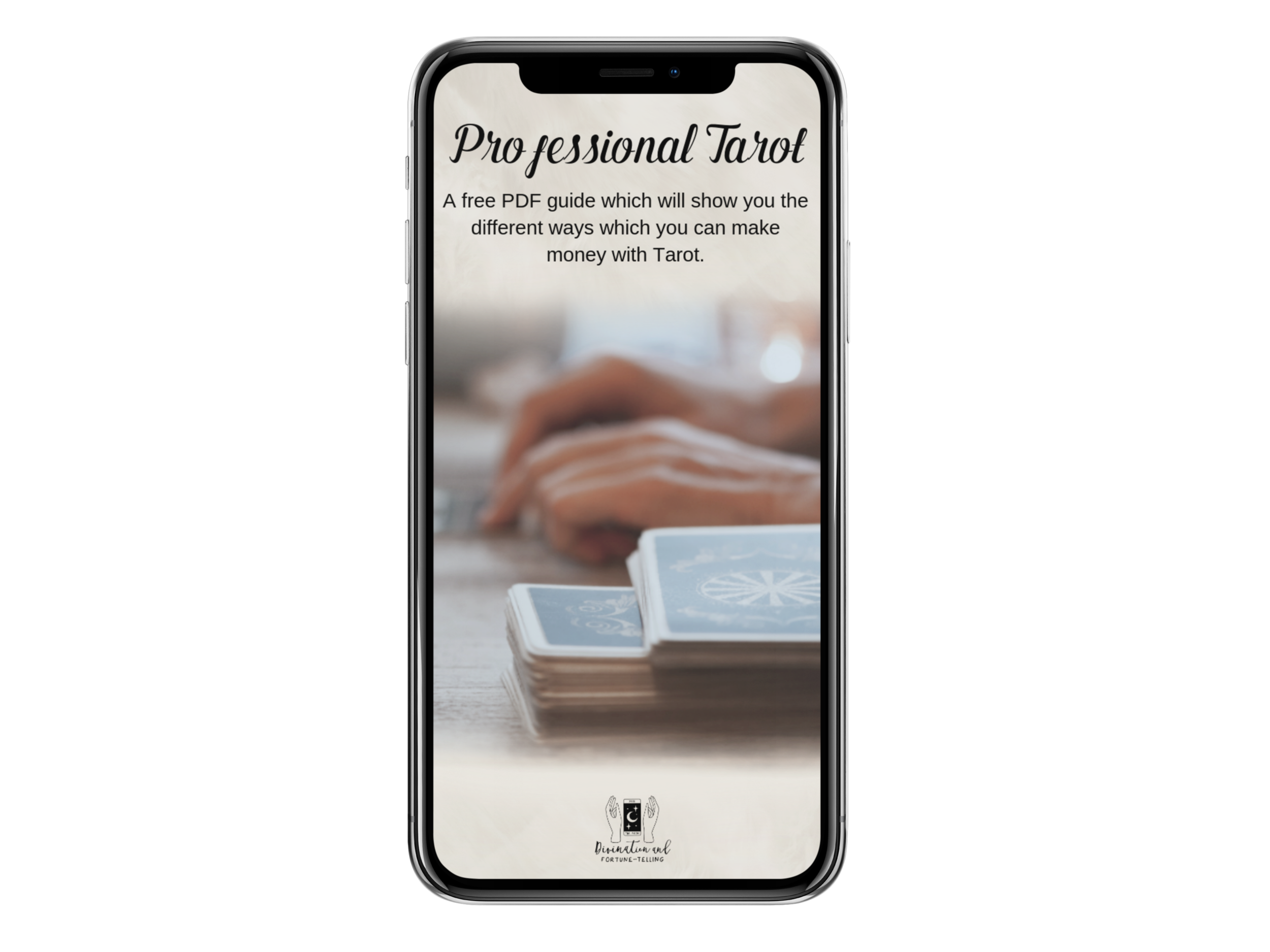 Professional Tarot on iPhone.png