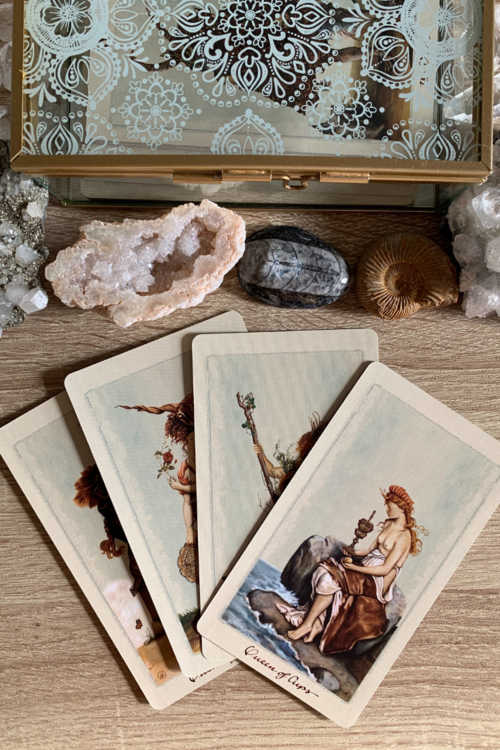 Multiple Queens in a Tarot Reading — Lisa Boswell