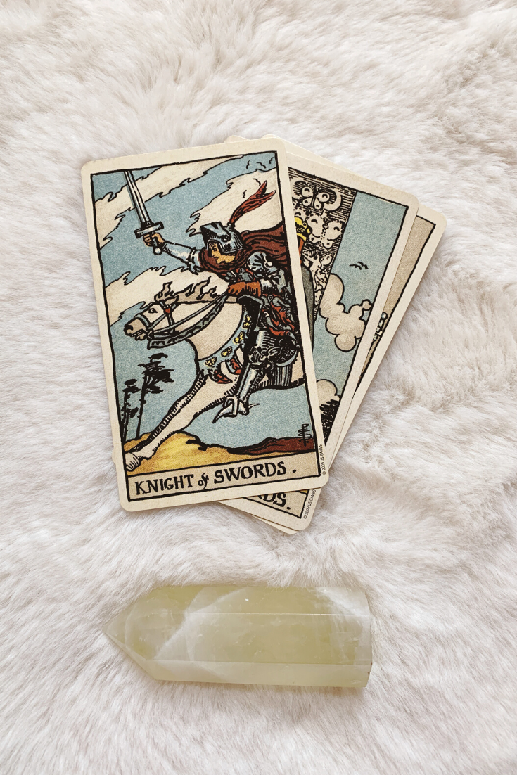 Six of Swords Tarot Card Meaning - The Tarot Guide