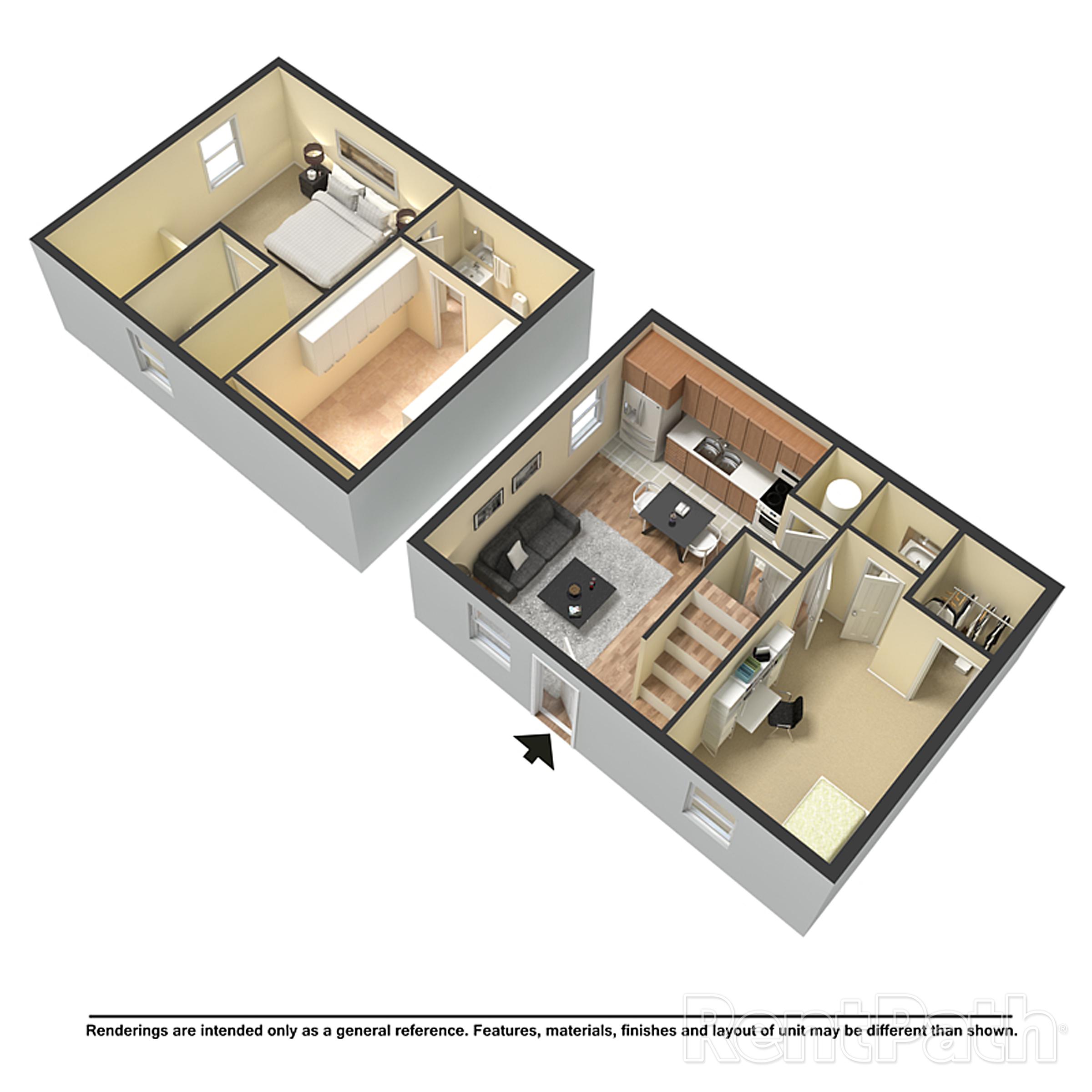3d 2 bedroom townhouse furnished.jpg