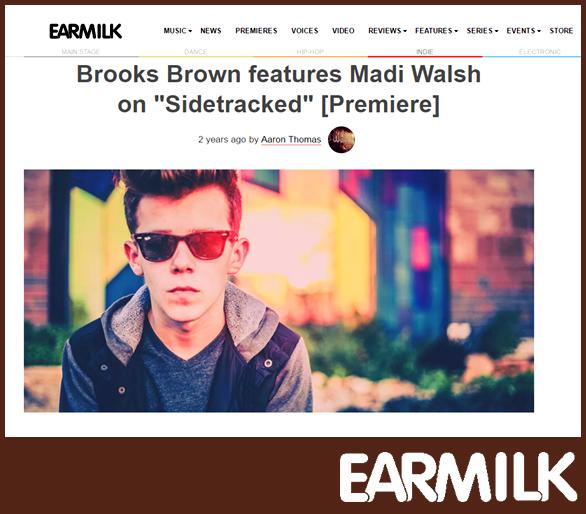 BROOKS BROWN | EARMILK