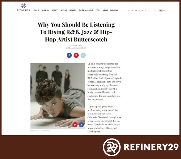 BUTTERSCOTCH | REFINERY29
