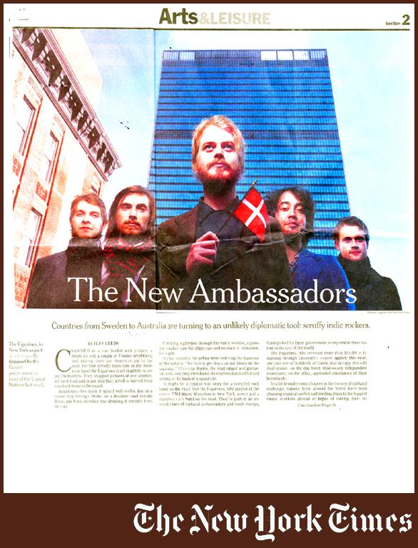 FIGURINES | NEW YORK TIMES