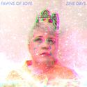 """""""Zine Days"""" 7-inch  cover art.  Click for hi-res ."""