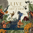 Live From The Artfarm   cover art.  Click for hi-res.